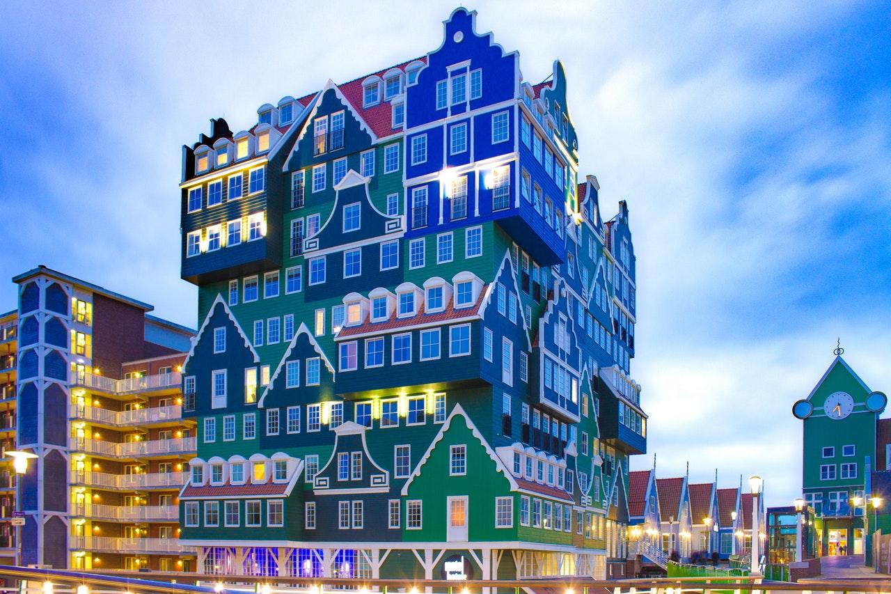 Det moderna Amsterdam
